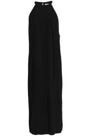 DKNY Crepe midi dress