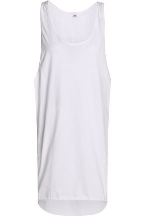 OAK Oversized cotton-jersey tank
