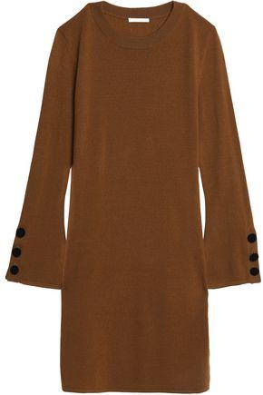 SEE BY CHLOÉ Wool mini dress