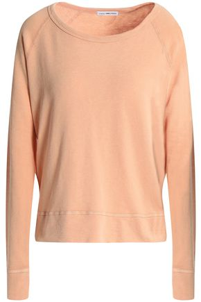 JAMES PERSE Supima cotton-terry sweatshirt