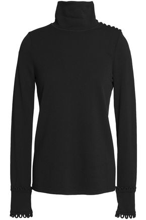 SEE BY CHLOÉ Jersey turtleneck top