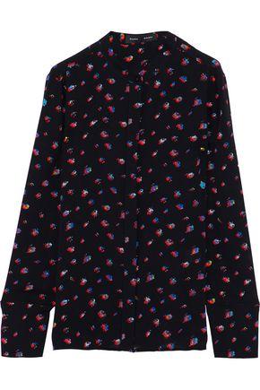 PROENZA SCHOULER Printed silk crepe de chine blouse