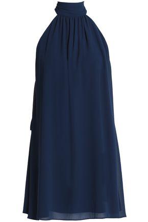 HAUTE HIPPIE Crepe mini dress