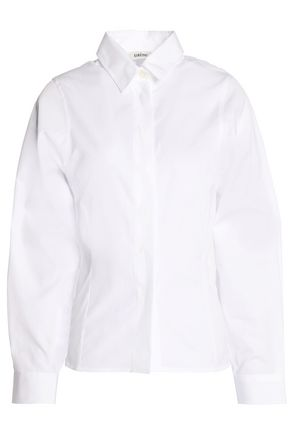 TOTÊME Cotton-poplin shirt