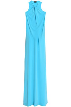 BY MALENE BIRGER Twist-front crepe maxi dress