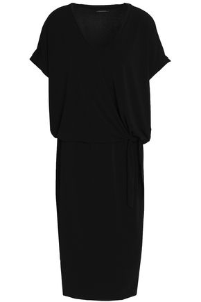 BY MALENE BIRGER Knotted jersey dress