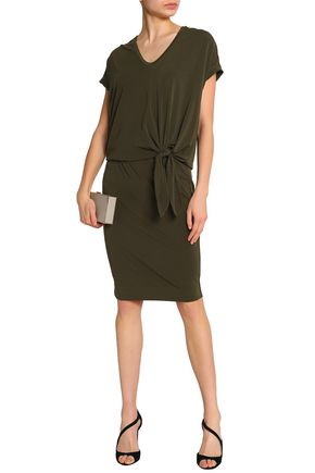 BY MALENE BIRGER Knotted jersey dress