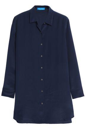M.I.H JEANS Silk crepe de chine shirt