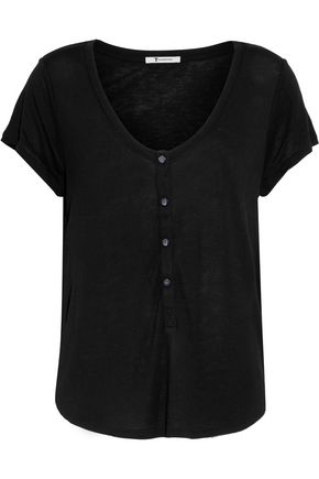 T by ALEXANDER WANG Jersey T-shirt