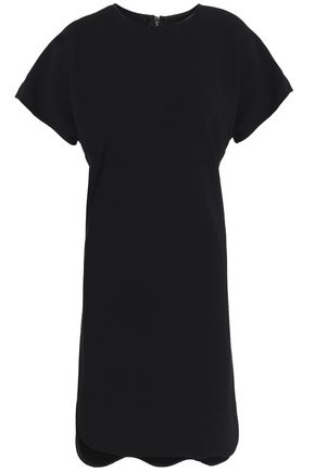 ALEXANDER WANG Cutout crepe de chine dress