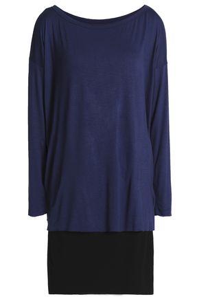 BAILEY 44 Two-tone jersey mini dress