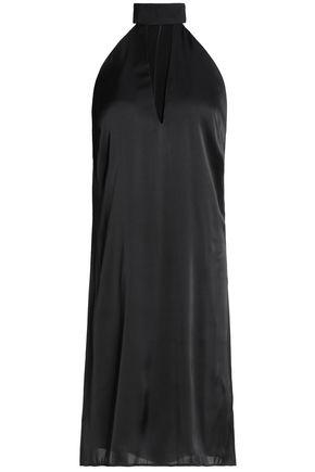 BAILEY 44 Cutout satin mini dress