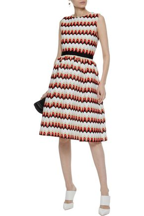 MAJE Crocheted dress