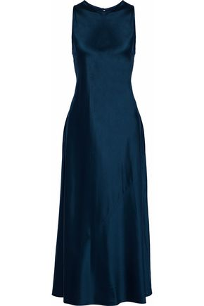 A.L.C. Stretch silk-satin gown