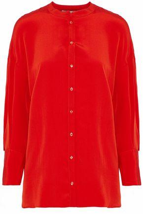 VANESSA BRUNO Heloise silk-satin blouse