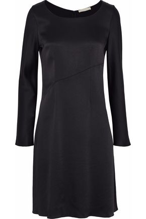 VANESSA BRUNO Satin-crepe dress