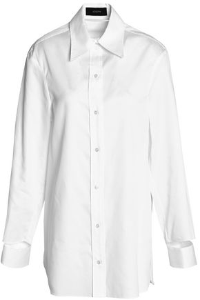 04922a0ae87290 JOSEPH Cotton-poplin shirt