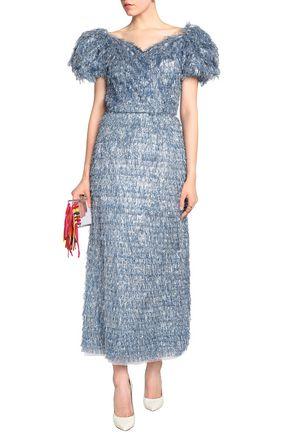 DOLCE & GABBANA Tinsel gown