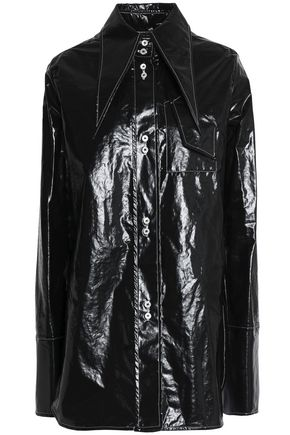 ELLERY Coated cotton jacket