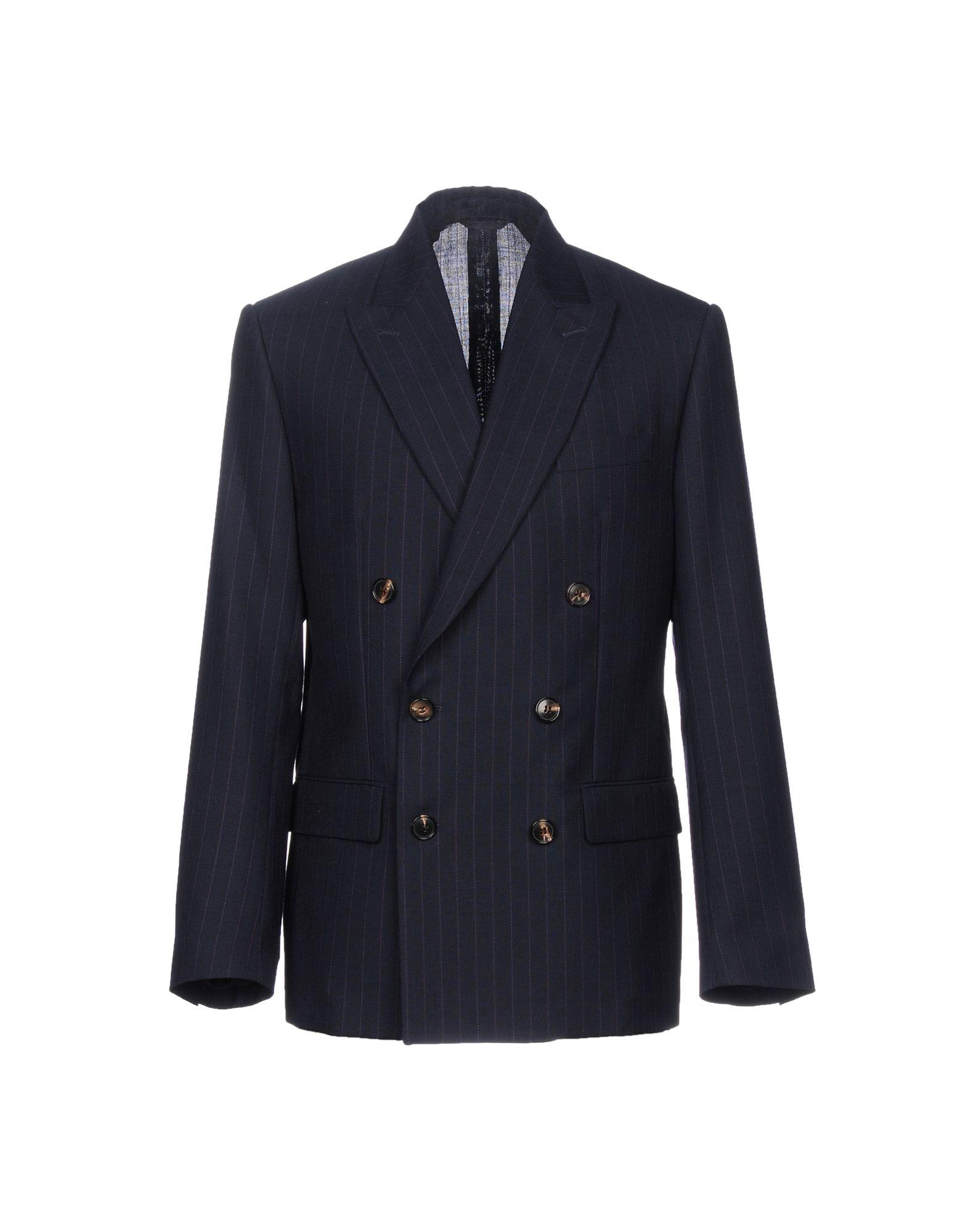UMIT BENAN Blazer in Dark Blue