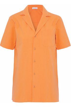 TOMAS MAIER Stretch-cotton poplin shirt