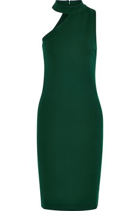 W118 by WALTER BAKER Ruth one-shoulder ponte dress