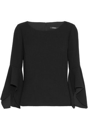 BADGLEY MISCHKA Cloqué top