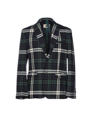 Купить Мужской пиджак MACCHIA J темно-синего цвета