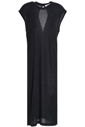 IRO Modal-blend stretch-jersey dress
