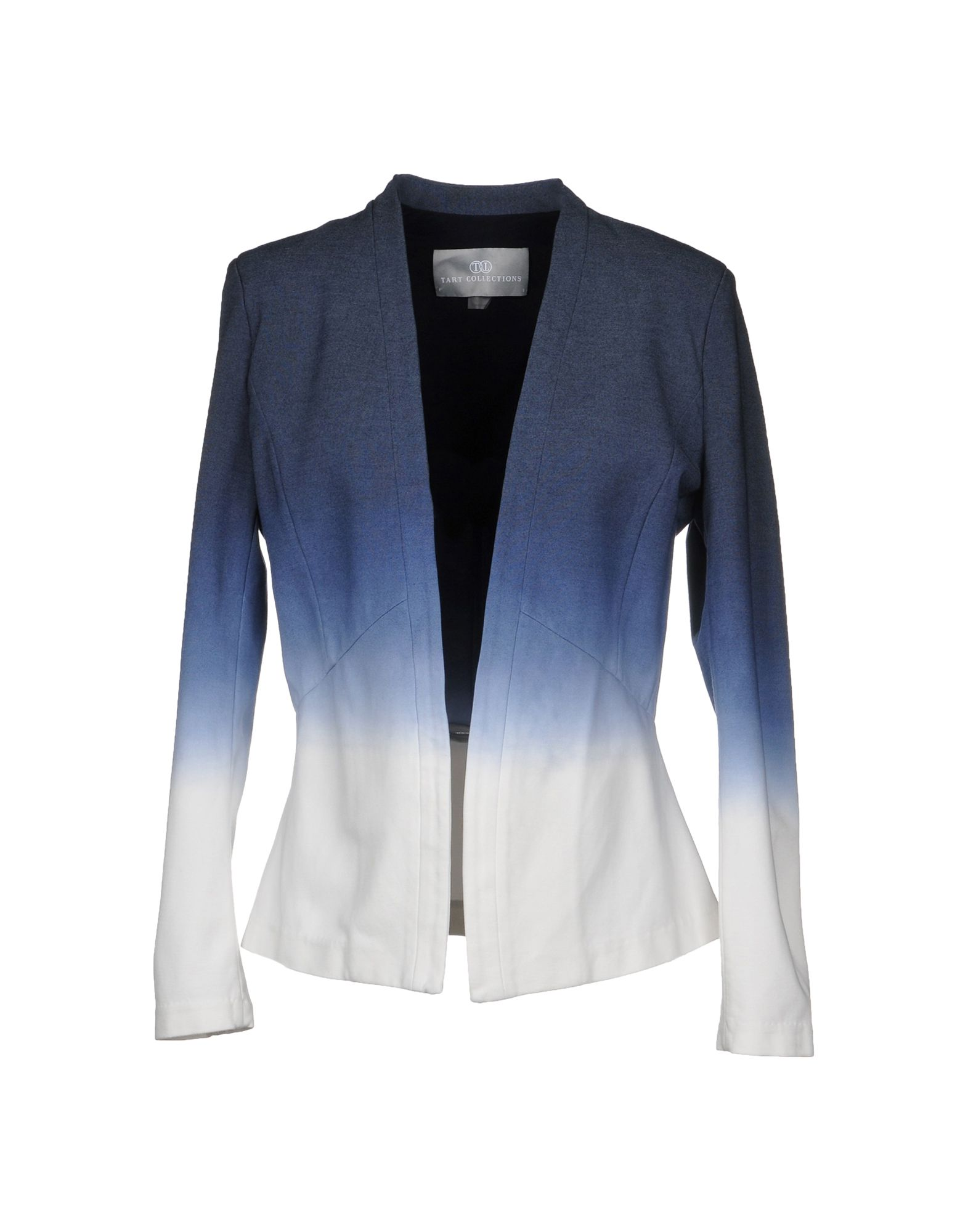TART COLLECTIONS Blazer in Slate Blue