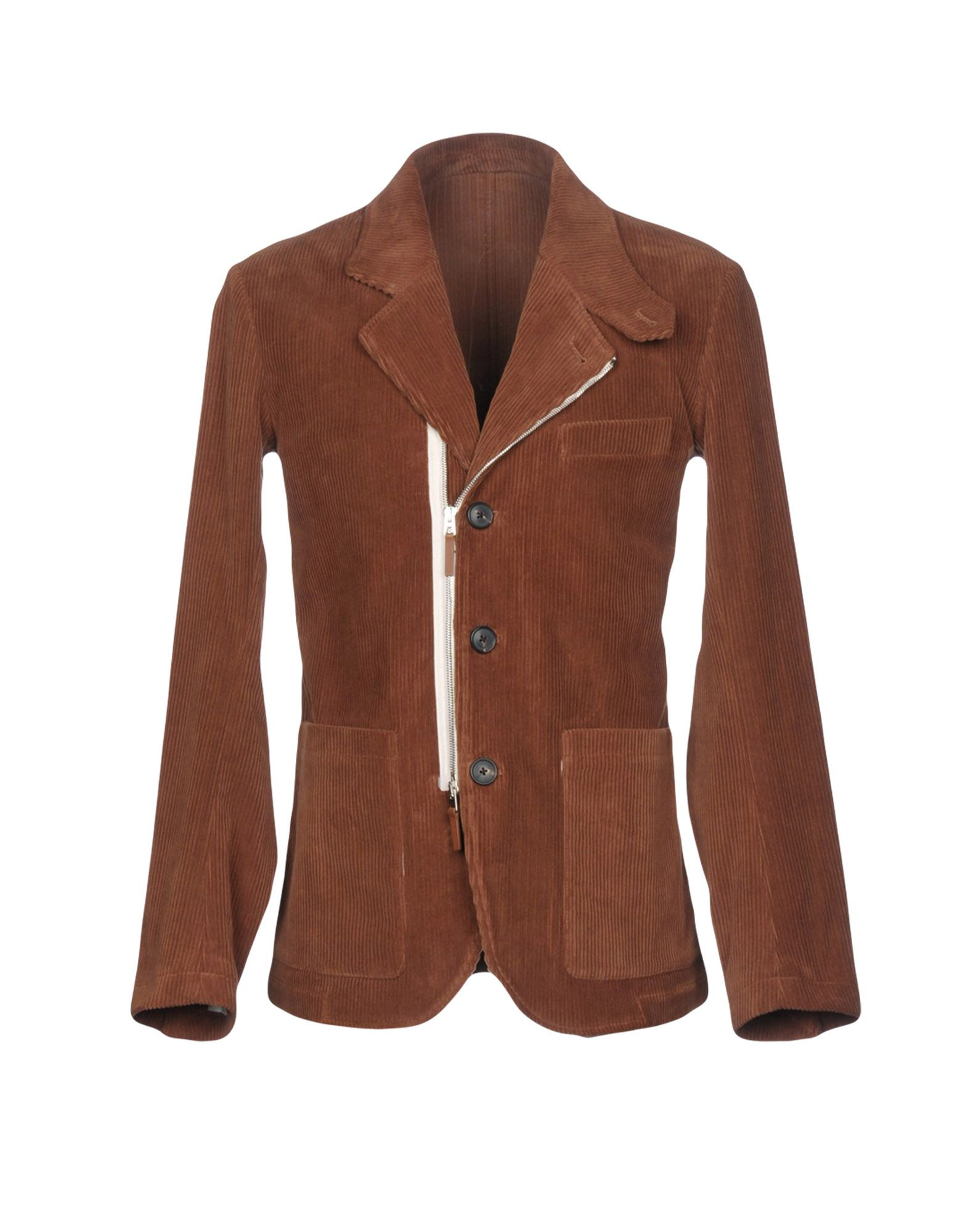 UMIT BENAN Blazer in Brown