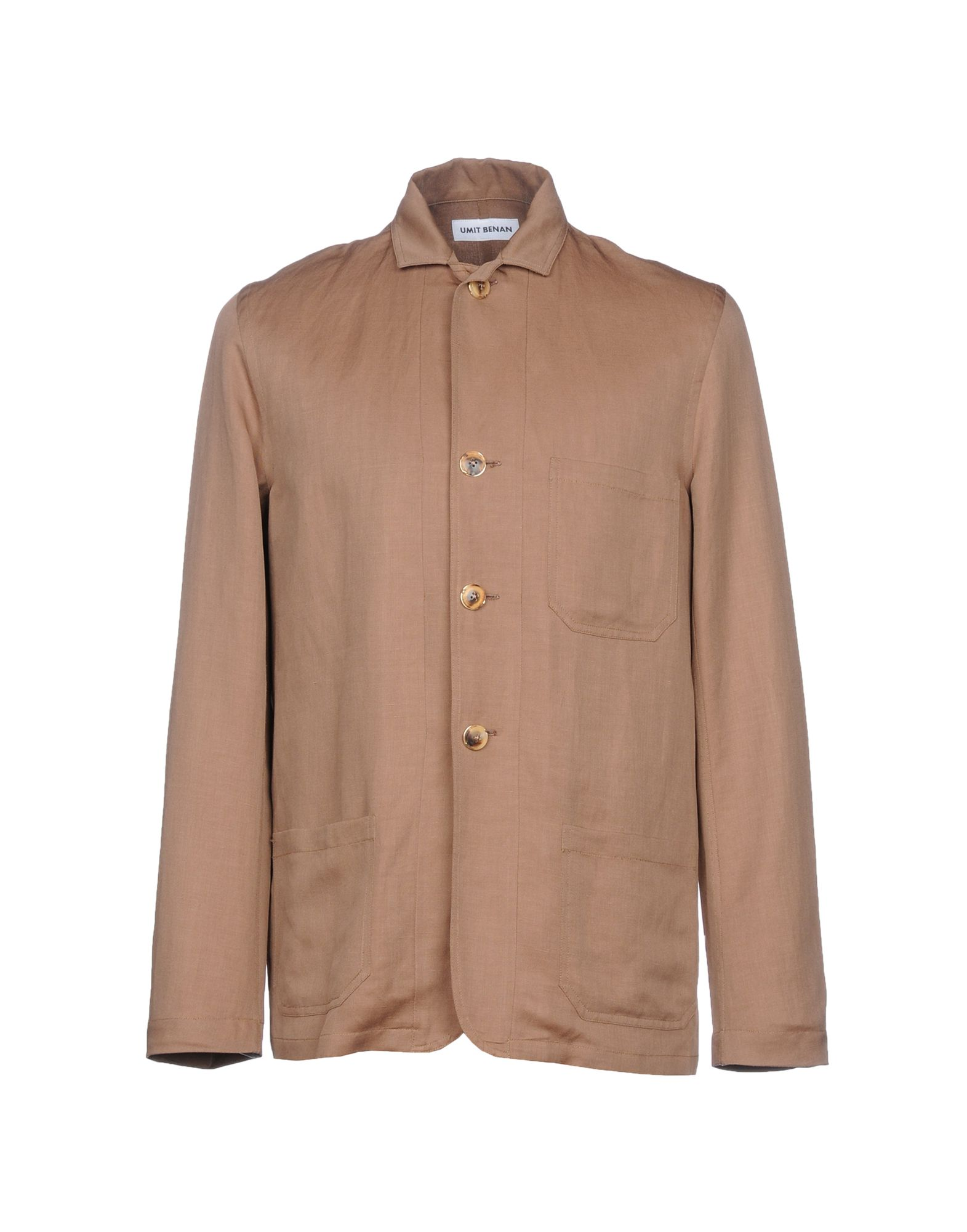 UMIT BENAN Blazer in Light Brown