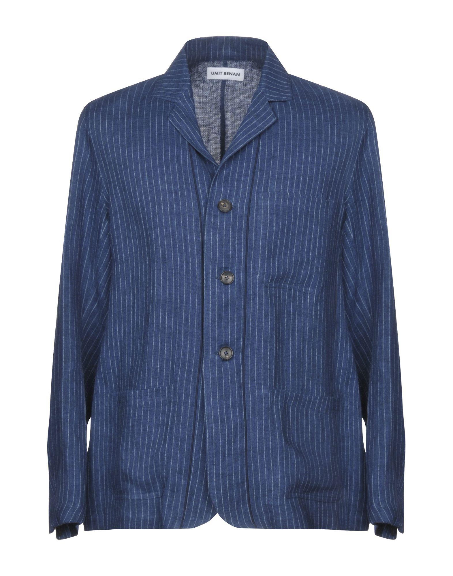 UMIT BENAN Blazer in Blue