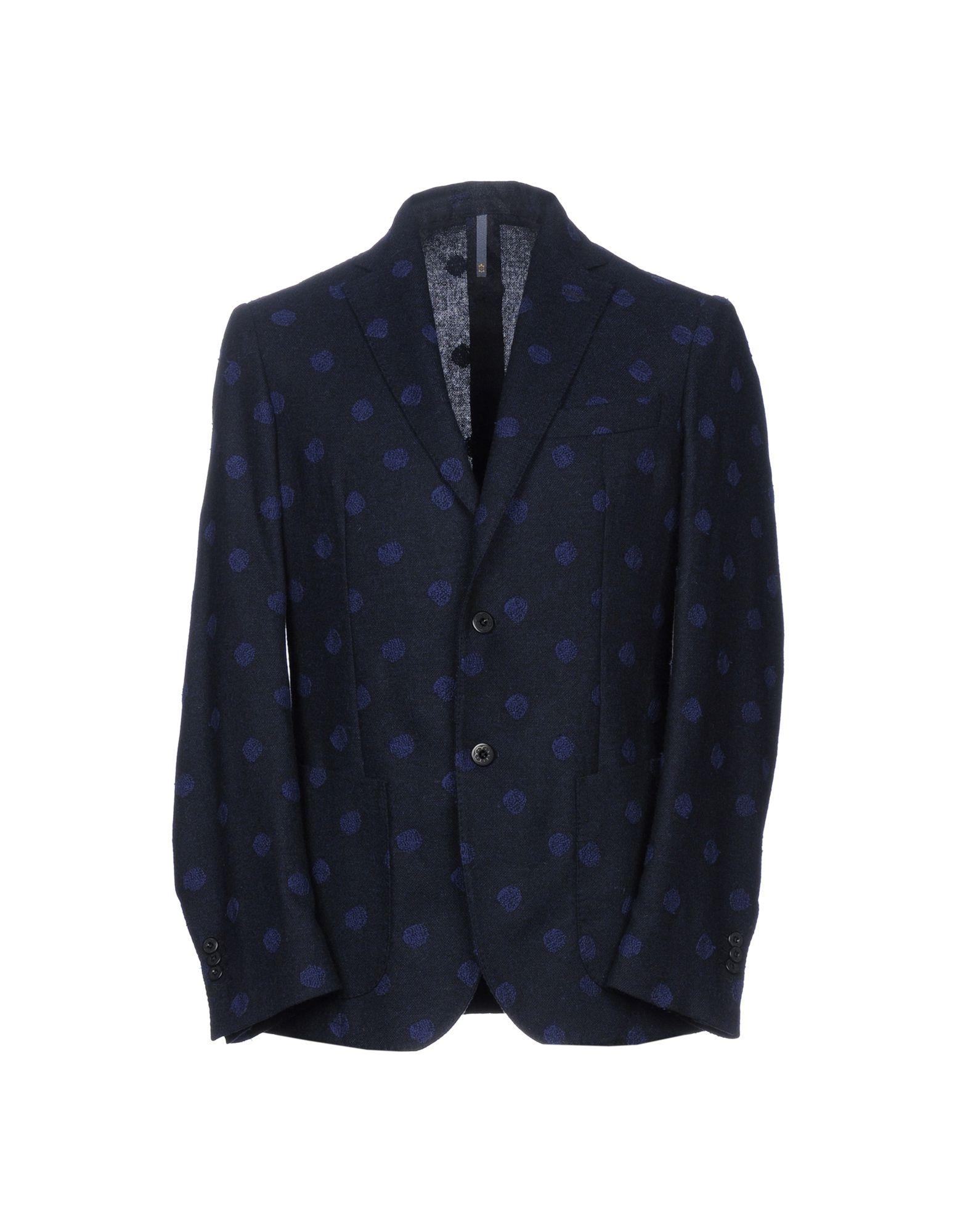 MONTEDORO Blazer in Dark Blue