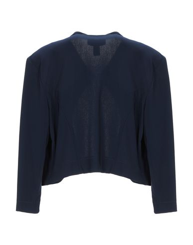 Фото 2 - Женский пиджак JOSEPH RIBKOFF темно-синего цвета