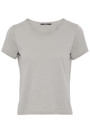 J BRAND Pima cotton-jersey T-shirt