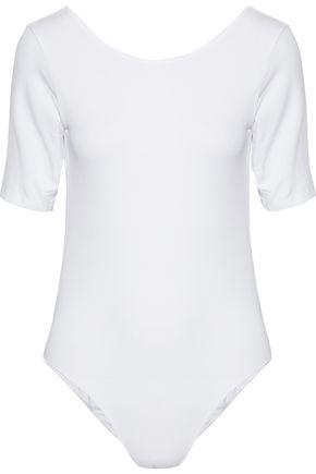 MAJESTIC FILATURES Stretch-jersey bodysuit
