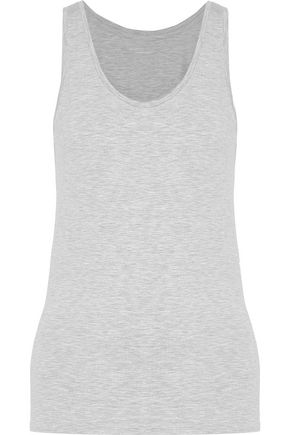 MAJESTIC FILATURES Stretch-jersey tank