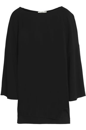 HALSTON HERITAGE Crepe blouse
