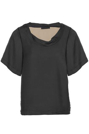 ALEXANDER WANG Satin top