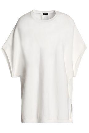 JOSEPH Cotton-twill top