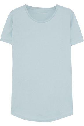 MAJESTIC FILATURES Cotton-jersey T-shirt
