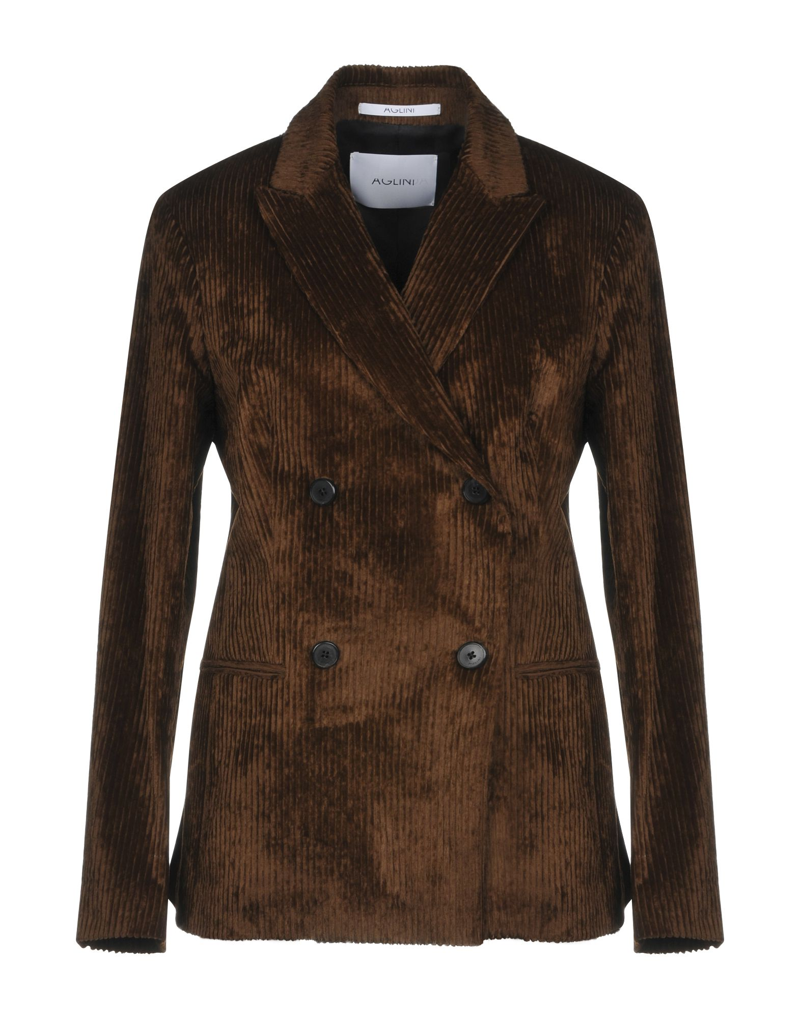 AGLINI Blazer in Brown