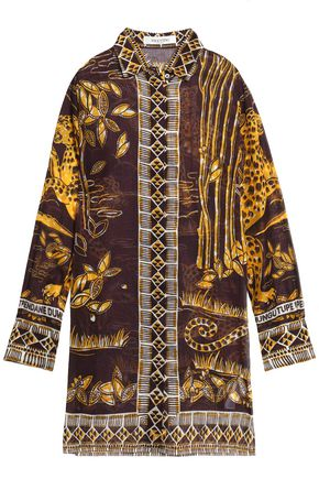 VALENTINO GARAVANI Printed cotton-gauze shirt