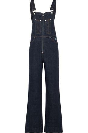 ALEXA CHUNG Denim overalls
