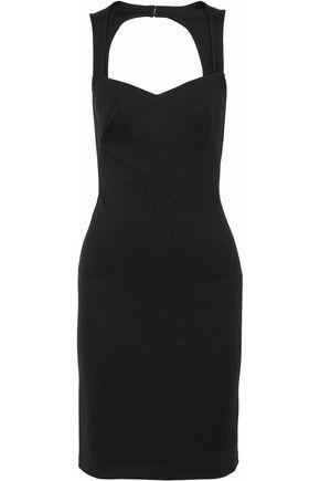 L'AGENCE Emma jersey-knit mini dress