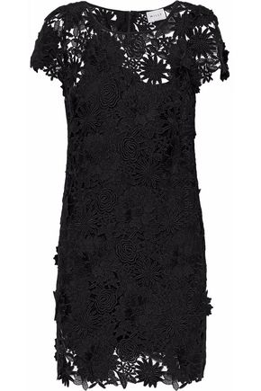 MILLY Chloe giupure lace mini dress