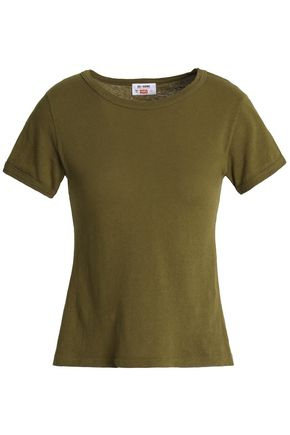RE/DONE by LEVI'S Cotton-jersey T-shirt