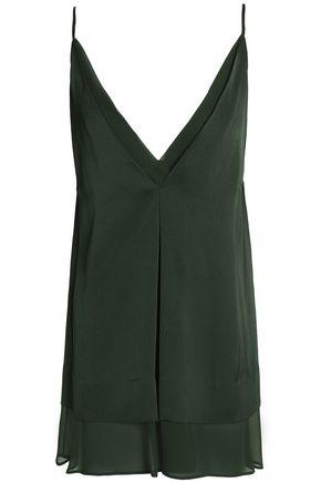 BY MALENE BIRGER Layered georgette camisole