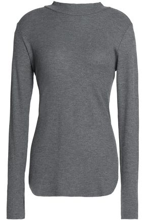 LNA Stretch-modal jersey top